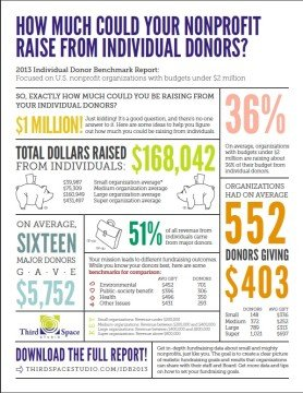 How much could your nonprofit raise from individual donors?